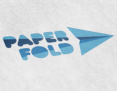 Paper Fold . Branding