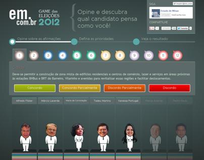 Game das Eleições