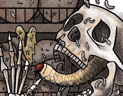 2013 Poster Design Succulent Death