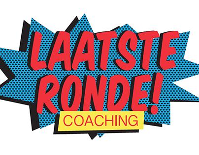 Logo design for Laatste Ronde Cycle coaching