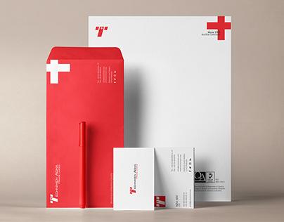 Technimen Agha - Branding   Corporate Identity
