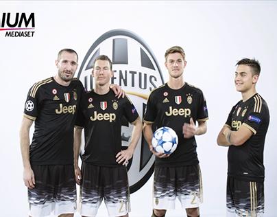 Juventus e Mediaset Premium