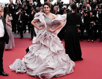 Huma Qureshi for Cannes 2019