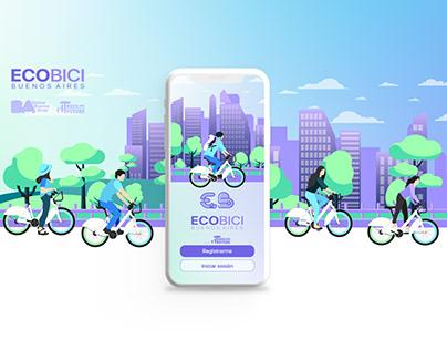 Sistema de Transporte Público de Bicicletas - ECOBICI