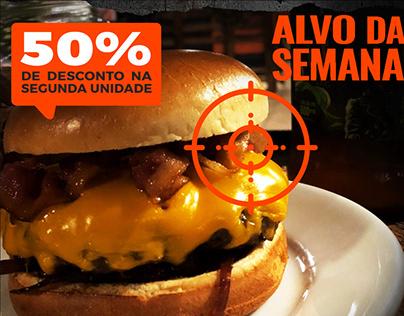 4Gun Burger - Burgueria
