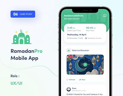 RamadanPro - Islamic App