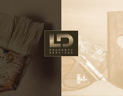 LD Property Services - Webflow design & development