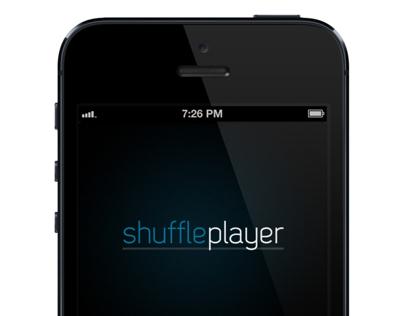 shuffleplayer iPhone App