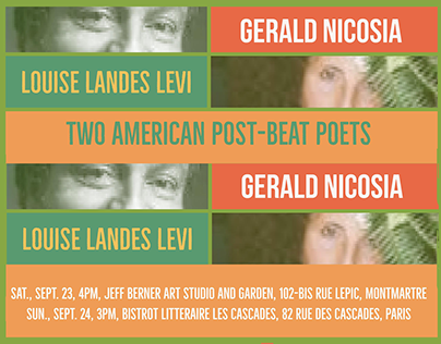 Two American Post-Beat Poets