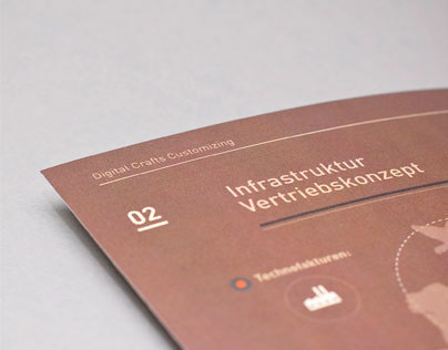 Brand Identity for gm8 • Digital Crafts Customizing