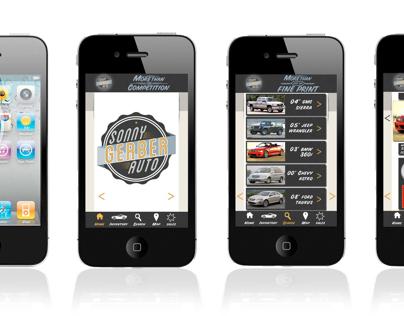Sonny Gerber Auto App