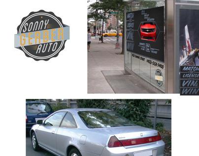 Sonny Gerber Auto campaign