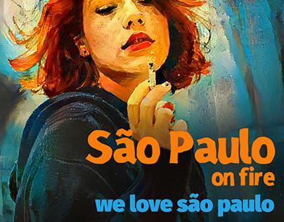 São Paulo On Fire