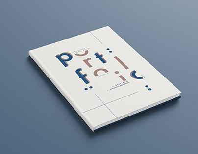 Typographic Portfolio Book
