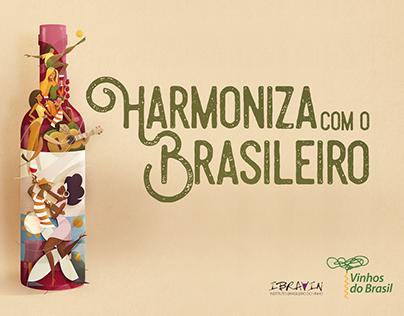 IBRAVIN - Harmoniza com o Brasileiro