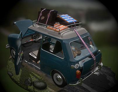 Morris Cooper S / Austin Mini / MK1