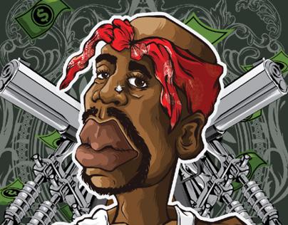 10 Famous rapper