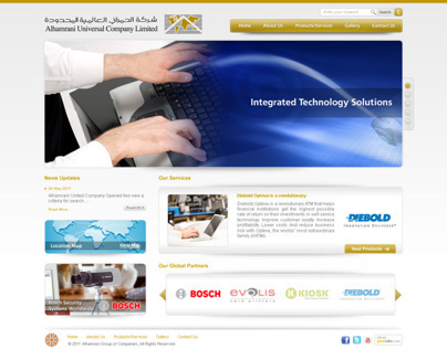 Alhamrani Universal Company