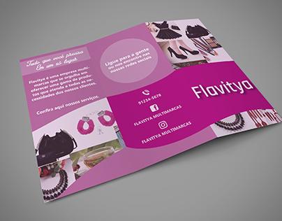 Folder - Flavitya Multimarcas
