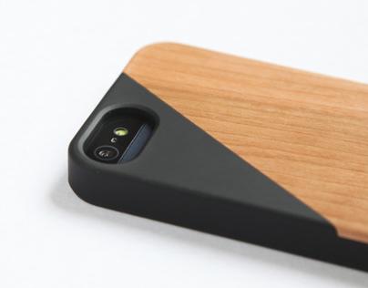 CLIC Wooden Case