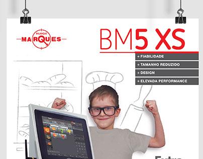 BM5 XS - Extra Small, extra smart!