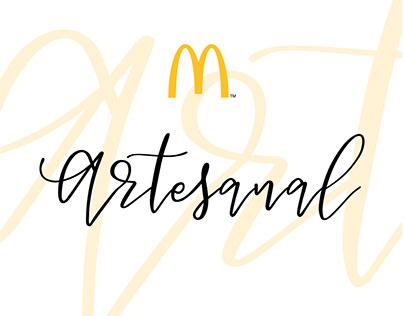 Línea Artesanal By McDonald's™