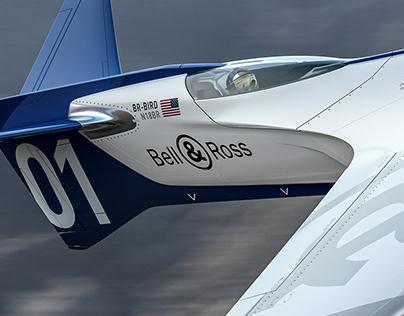 BR - Racing Bird | CGI