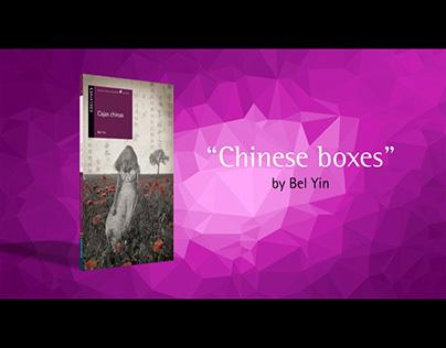 BOOKTRAILER: Cajas Chinas