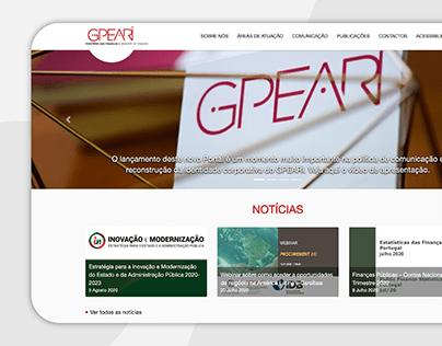 GPEARI Portal