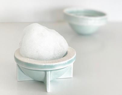 Precious Snowball Container
