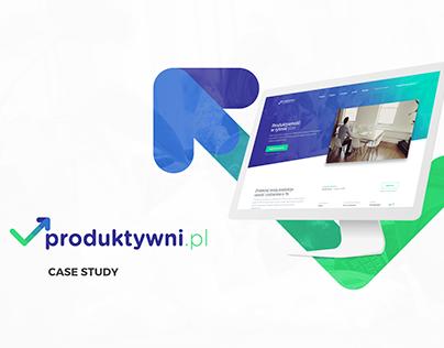 Produktywni.pl - case study