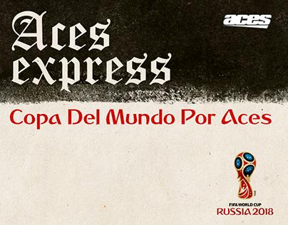 Copa Del Mundo Por Aces 𝐈𝐈 .