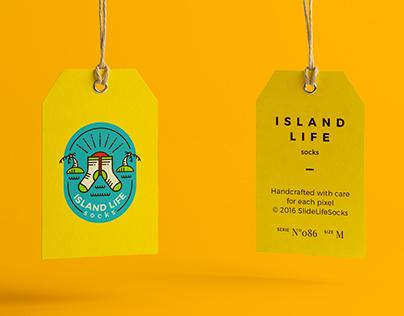 Island Life Socks