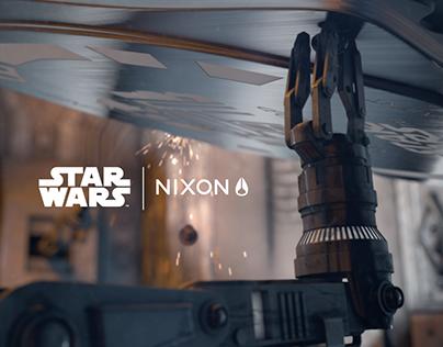 """Starwars """"Light Side"""" watch release for Nixon"""