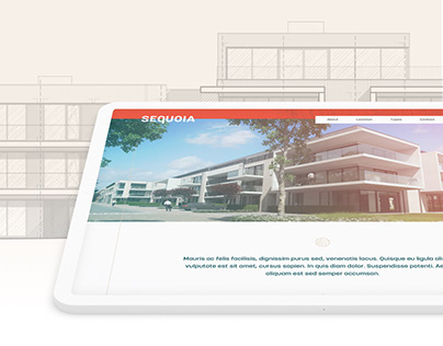 Sequoia - Branding + Webdesign