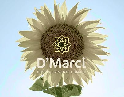 D'Marci | Brand Identity