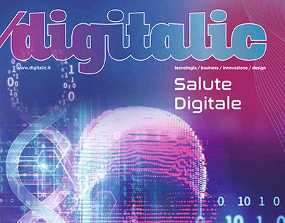 Cover Digitalic Magazine /02/2021 _n.103