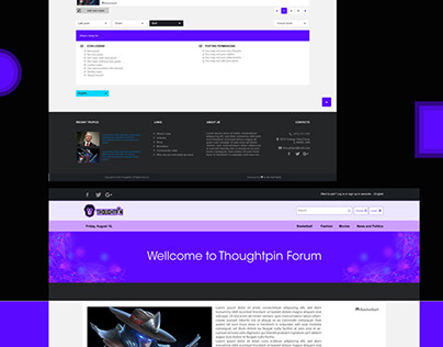 Thoughtpin Forum
