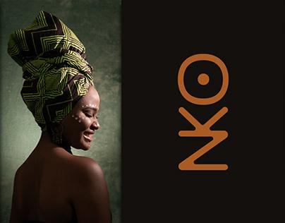 Nayah N'Ko   Brand Identity
