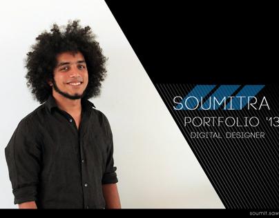 Digital Design Portfolio 2013