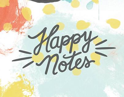 Senior Thesis: Happy Notes