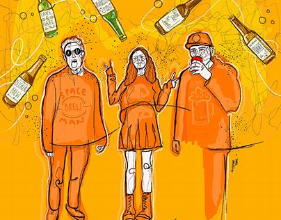 Ferment (festival ed) Magazine Beer52