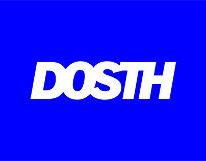 【DOSTH】搞事情 BrandImage Design.