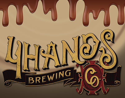 4 Hands Brewing Co. Chocolate Milk Stout Promo