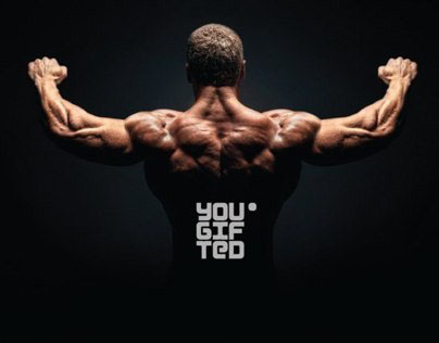 YOUGIFTED CD cover