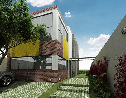 Arch Project / Casa DuCa