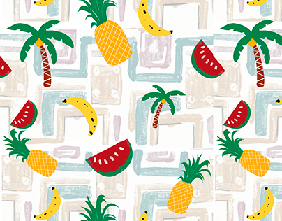Textile Design for children