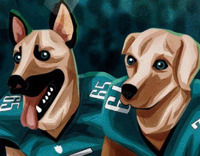 Sports Illustrated - Philadelphia Eagles