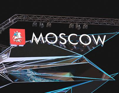 Правительство Москвы PMEF2019