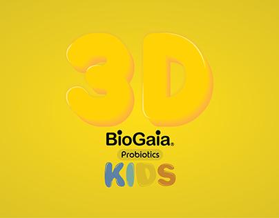 3D Project - Kids Probiotics